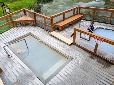 8am-10am Hot Springs & Pool Visit