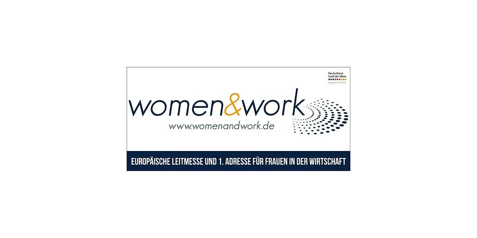 Women & Work - Messe 2020