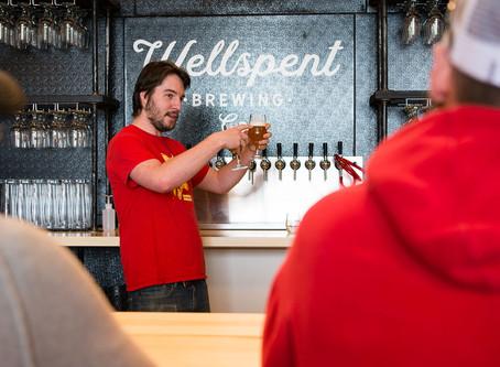 Staff Spotlight: Colin Croy - Lead Bartender