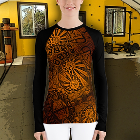 The Way - Womens Rashguard.png
