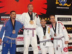 Ira Daugherty wins Gold at Pan-Am