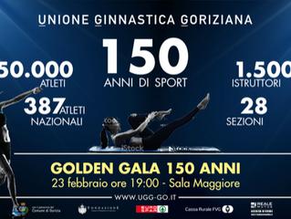 Golden Gala UGG - 150 anni di Sport a Gorizia