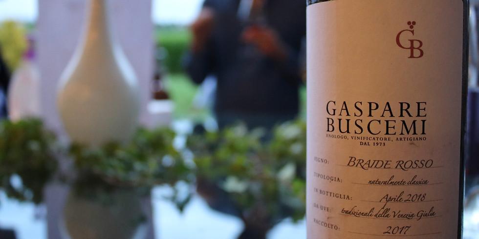 Gaspare Buscemi & Cooking Paola - Rimandato a data da destinarsi