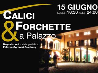 Calici & Forchette a Palazzo