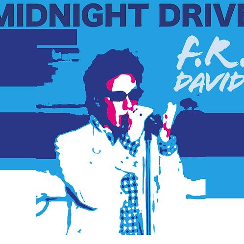 Autographed Midnight Drive Album