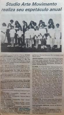 Gazeta da Vila Prudente - 1992
