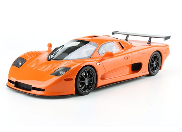 TOP MARQUES MOSLER ORANGE 1:18 SCALE RRP £239.99