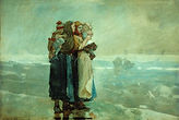 Winslow Homer, Forebodings, 1881