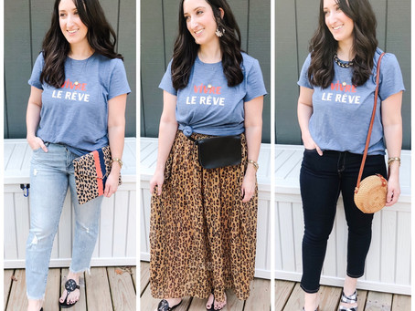 Styling a Graphic Tee