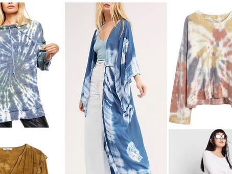 Spring Trend - Tie Dye