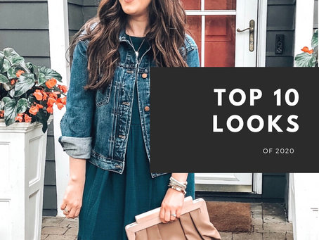 Top 10 Looks of 2020