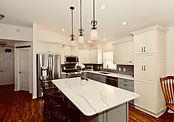 Cambria Countertop in kitchen island