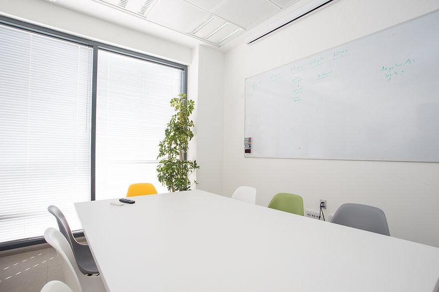 Sala de reunião-cadeiras