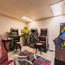 Classic Arcade Room