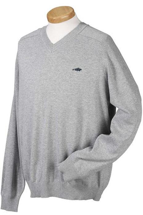 Cape Codder V-Neck Sweater - Mens
