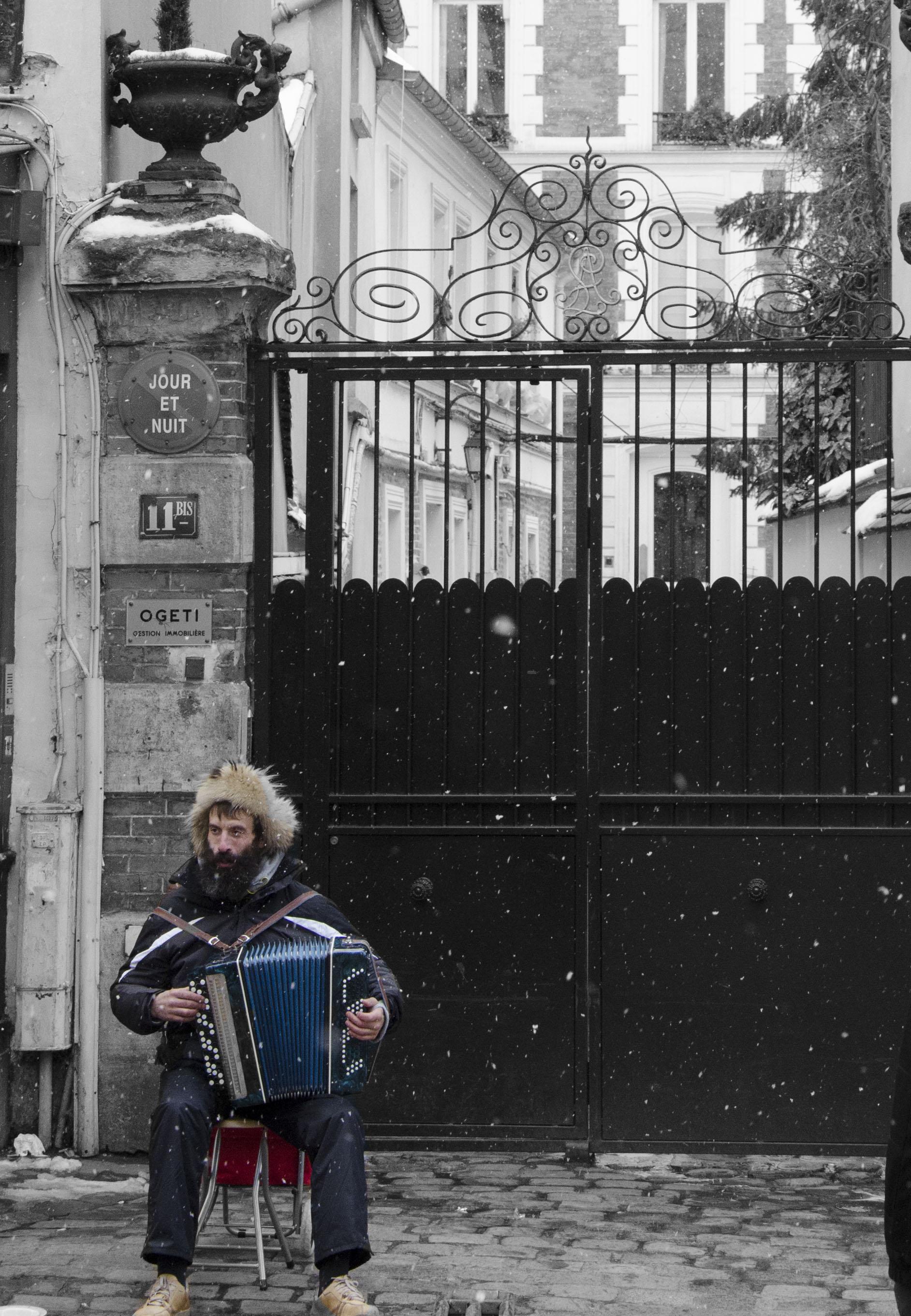 MonMatre, Paris