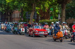 A Triumph amongst Scooters