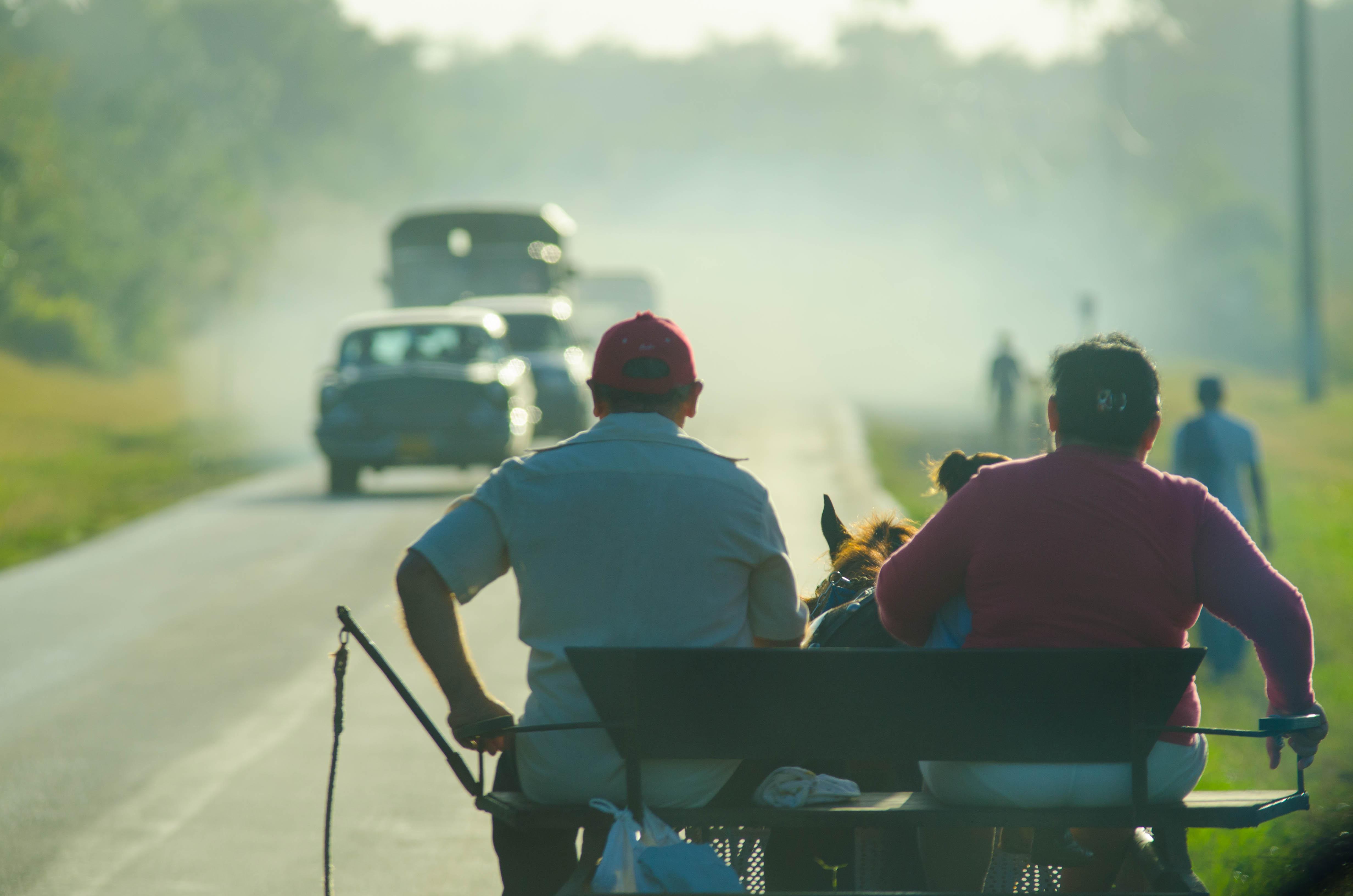 Road to Santiago de Cuba