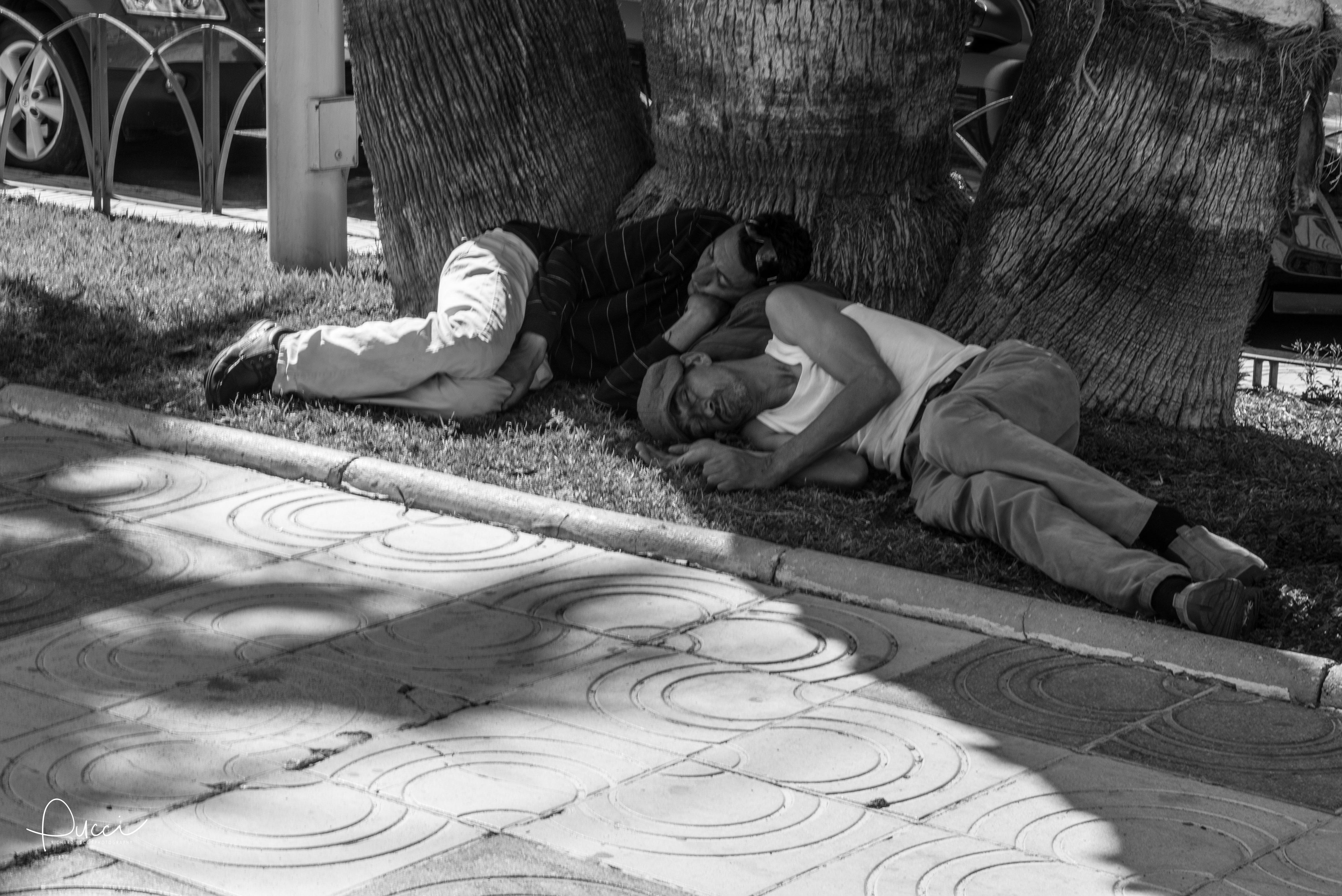 Siesta, Malaga