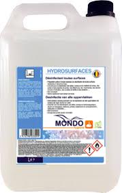 MONDO™ Ontsmettend oppervlaktemiddel 5L.