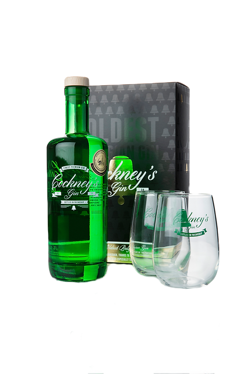Cockney's Gin Giftpack