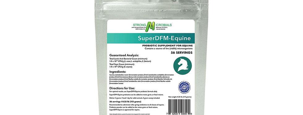 1/4 Pound - SuperDFM-Equine