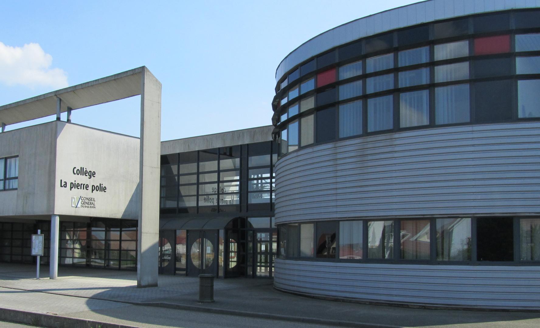 Collège La Pierre Polie