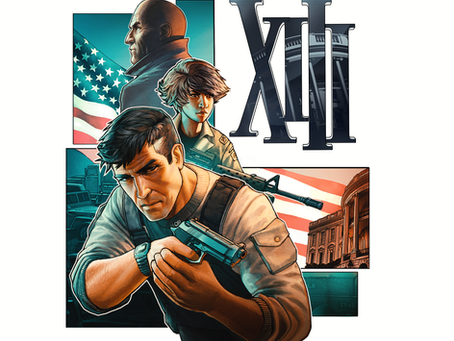 PlayMagic and Microïds partner together to remake the thrilling cel-shading FPS XIII.