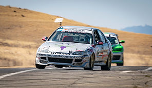 Freddie Macugay Finishes Third at Round Two of the United States Touring Car Championship