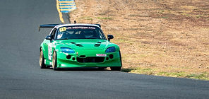 Victor Ng Takes On A Challenging Race At Sonoma