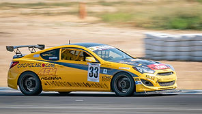 Ali Arsham Rebounds to Finish Third in the Touring Car Class
