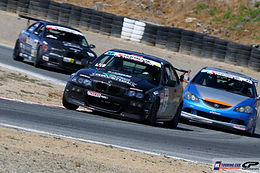 The United States Touring Car Championship to race with IndyCar at WeatherTech Raceway Laguna Seca
