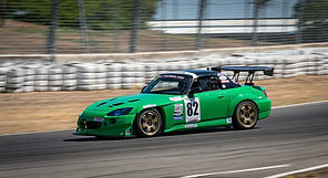 Victor Ng step up in Touring Car Series(TC)