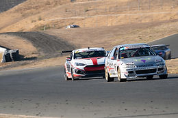 Macugay Wins Sportsman by 0.04 Seconds. Baumann Gets Win in Super Touring