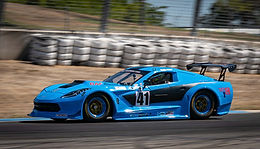 Memo Gidley wins at Thunderhill in GT class. Bovenberg wins crowded Sportsman class.