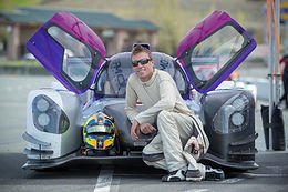 IndyCar driver Memo Gidley to race with BAF Racing at Thunderhill round of the United States Touring Car Championship
