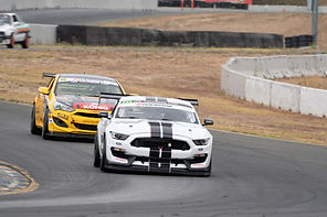 Edgar Lau Clinches GT Champion Title with Chris Alliegro After Maiden Win at Sonoma
