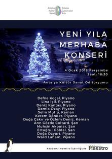 13. Yeni Yıla Merhaba Konseri