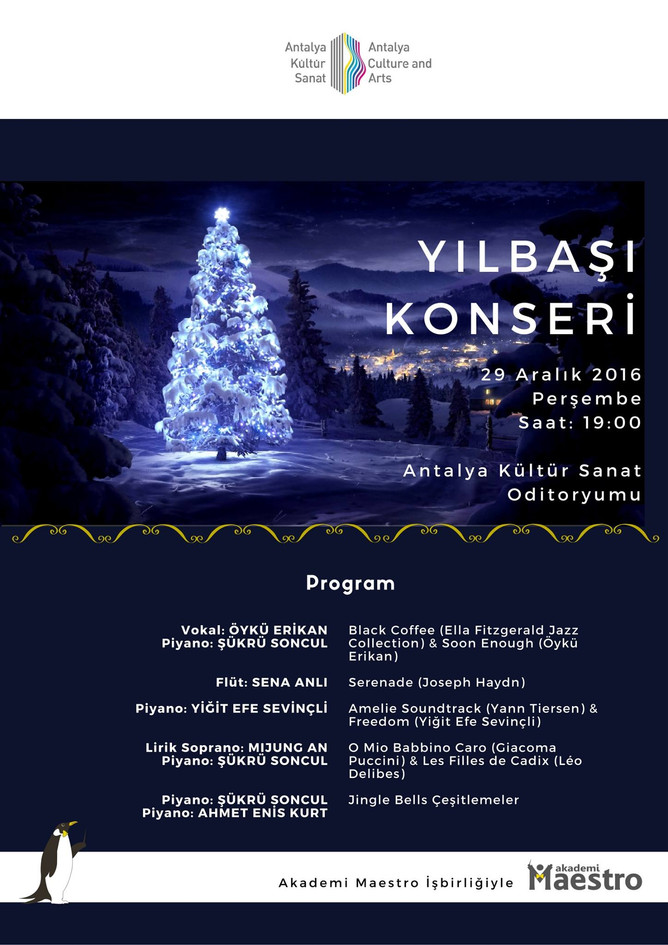 2. Yeni Yıl Konseri