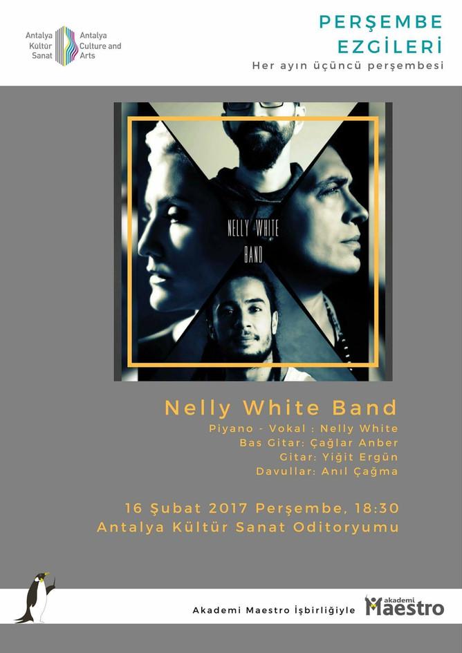 5. Nelly White Band Konseri