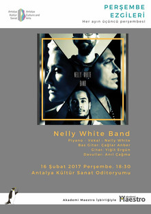 5. Nelly White Band Konseri