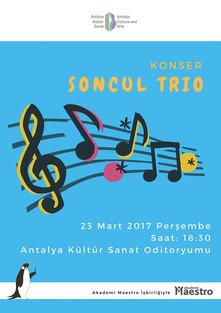 7. Soncul Trio Konseri