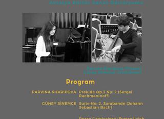 Çello & Piyano Resitali