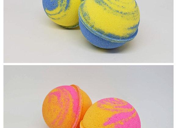 Fun & Fragrant Bath Bomb
