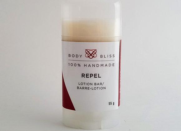 Lotion Bar: Repel