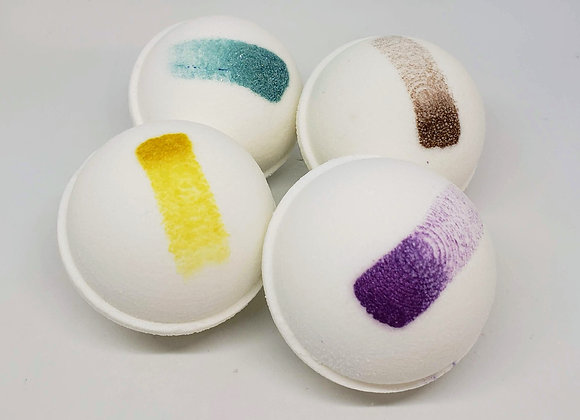 Back to Basics Bath Bomb