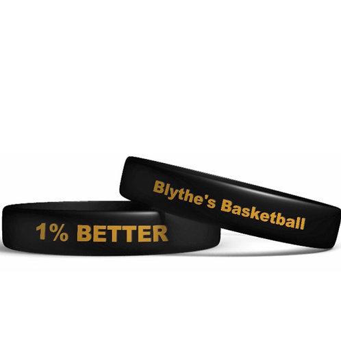 Blythe's Basketball Wristband