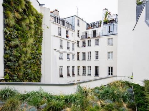 Cour intérieure - Paris (FR)