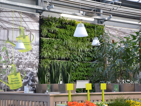Jardinerie / Restaurant - Munich (DE)