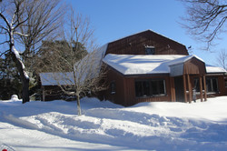 stable in winter